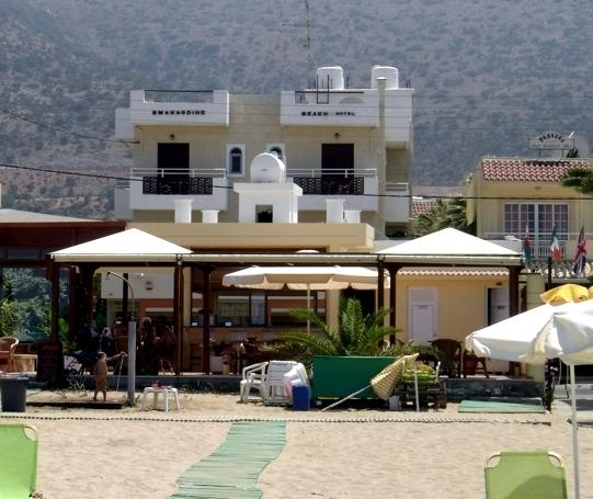 Hotel Smaragdine Beach