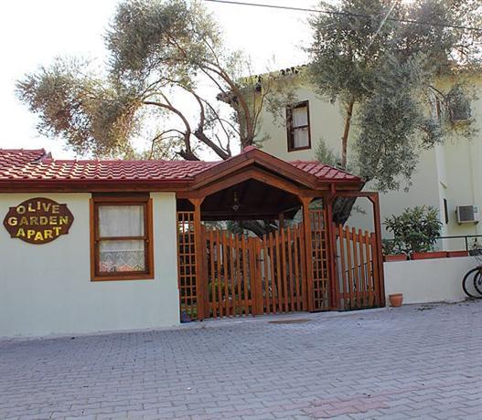 Olive Garden Apart Otel