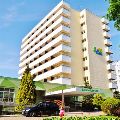 San Hotel Kolobrzeg