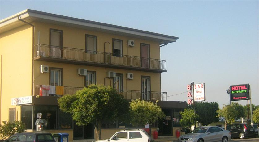 Hotel Garcea Di Sellia Marina