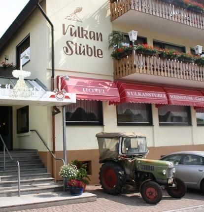 Hotel Garni Vulkanstuble