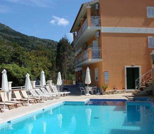 Angelica Hotel Agios Gordios
