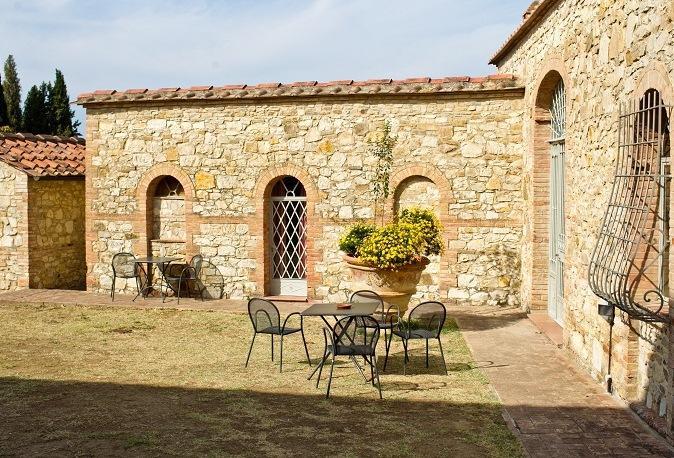 Fattoria di catignano residence castelnuovo berardenga for Piani di fattoria georgia