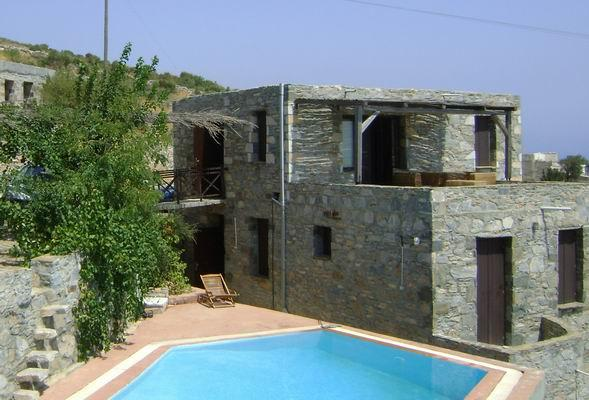 Pyrgos Exclusive Boutique Villas Agios Kirykos