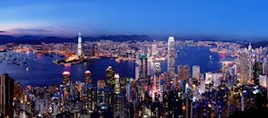 Hong Kong hotel deals