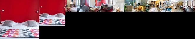 Coeur de City Hotel Nancy Stanislas by HappyCulture