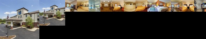 Comfort Inn and Suites Cave City