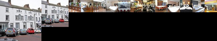 The Kings Arms Hotel Berwick-upon-Tweed