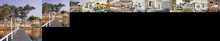 The Beachcomber Hotel