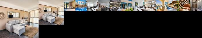 מלון סנטרל פארק אילת