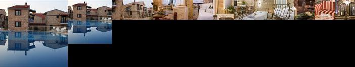 Πέτρινοι Ξενώνες Πλειάδες (Φλώρινα)