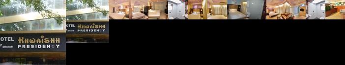 OYO 22061 Hotel Khwaishh Presidency
