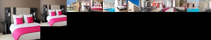 Odalys City Colmar La Rose d'Argent Aparthotel