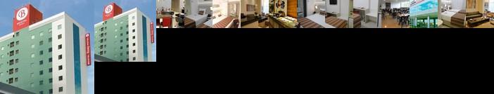 Bristol Easy Hotel - Reta da Penha