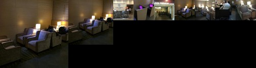 Plaza Premium Lounge Domestic/International - Langkawi Airport