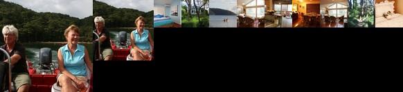 Scotland Island Lodge