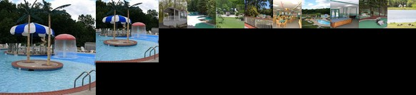 Scotrun Camping Resort Deluxe Park Model 5
