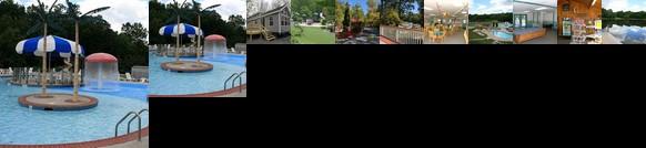 Scotrun Camping Resort Loft Park Model 10