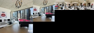 Urban Downtown 3br 3ba Sky Pool Table Penthouse