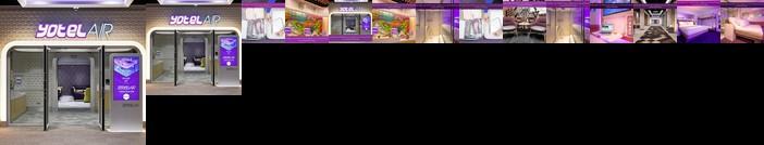 YOTELAIR Paris CDG - Transit Hotel