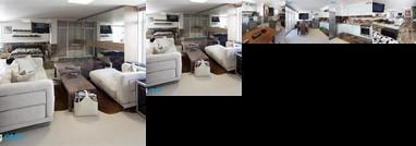 Luxury Apartment with Sauna