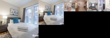 Three-Bedroom Two-Bath Apt in North End Boston