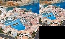 Chc Athina Palace Hotel & Bungalows