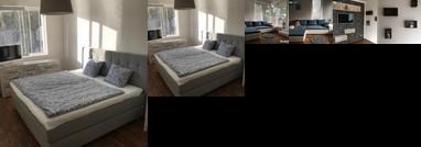 Eva's apartment Prague