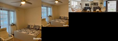 Studioapartment Hostivar with terrace and private parking