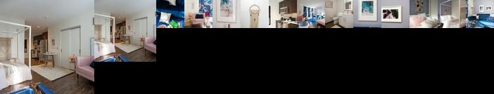 Upscale Studio in Boston by Namastay