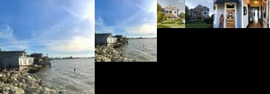 San Francisco Bay Waterfront Home