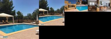 Casa Roig is a beautiful villa in Ibiza with a private pool close to Blue Marlin