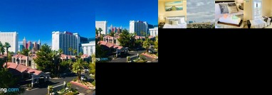 1bedroom 1bath 3beds 1 Block From Strip Desert Rose
