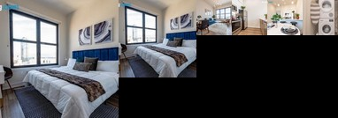King Bed/ View/ Parking/ Minutes to New York